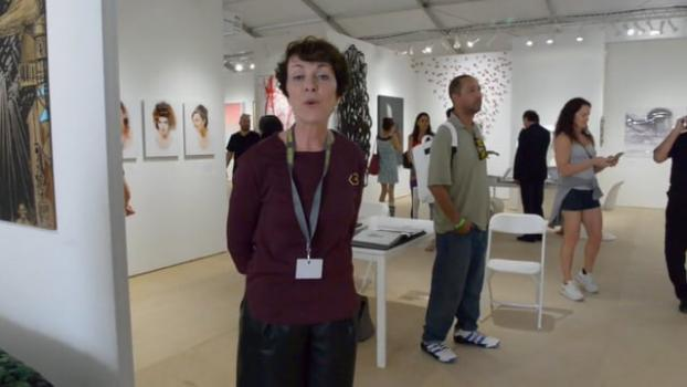 SCOPE MIAMI 2015 - VIDEO - MICHELE MARIAUD GALLERY NYC