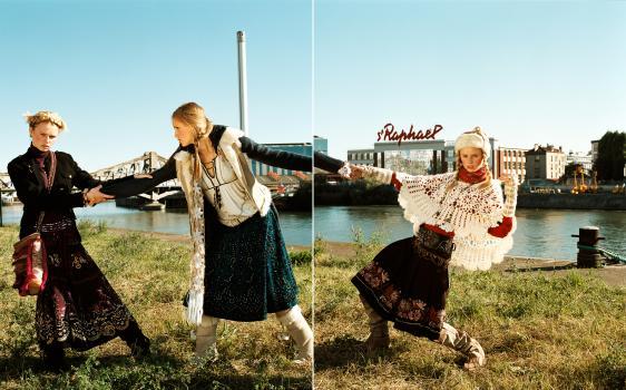 POUPÉES RUSSES/ LOLIE MAGAZINE