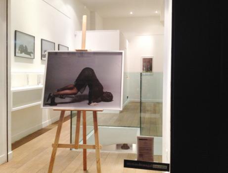 SOLO SHOW, GALERIE MYRIAM BOUAGAL, PARIS, NOVEMBRE 2015, CLIMAX SERIES