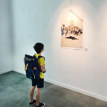 Disorder / Alliance Française de Singapour / 2018