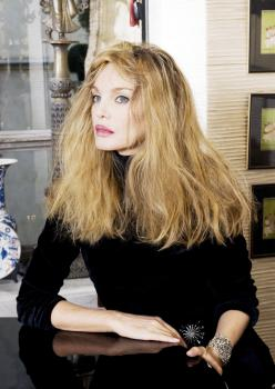 ARIELLE DOMBASLE, ACTRESS