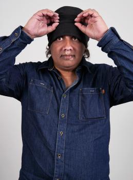 K RAJAGOPAL / DIRECTOR / SINGAPORE FILM FESTIVAL