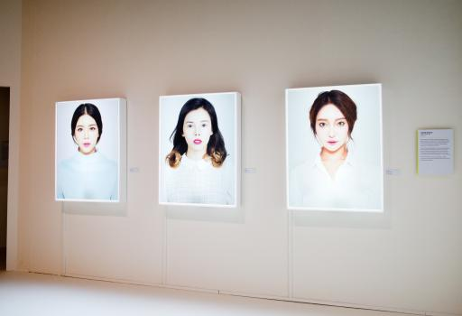 ARTSCIENCE MUSEUM SINGAPORE / May - October 2017, HUMAN+, FAKE i REAL ME SERIES