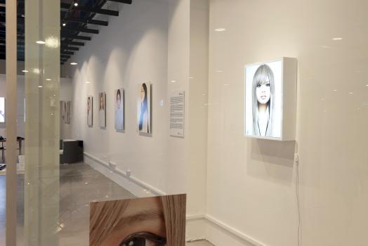 Art+ Shanghai Gallery, Singapore, April-May 2017, Lightbox 65 x 90 cm