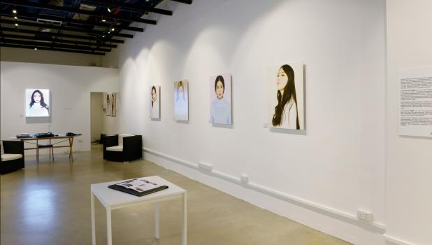 Art+ Shanghai Gallery, Singapore, April-May 2017, Fine Art Barita Prints mounted on Dibond, 65 x 90 cm