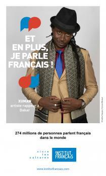 Xuman, rappeur / Francophonie / Institut Français