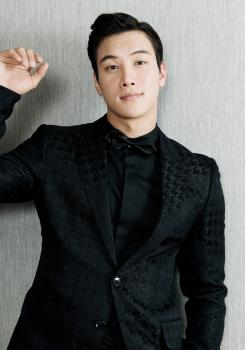 LEE SI KANG / KOREAN ACTOR / for Singapore International Film Festival