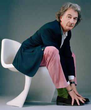 PAUL SMITH, FASHION DESIGNER