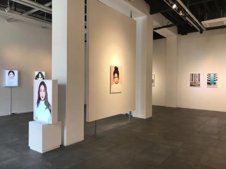 FAKE i REAL ME, solo show, Art+Shanghai gallery, Shanghai, China, May 2018