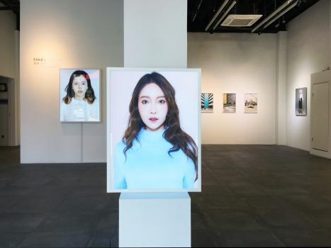 Art + Shanghai galerie, Shanghai, April 2018