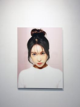 Min, Seoul, 60 x 90 cm print mounted on diasec